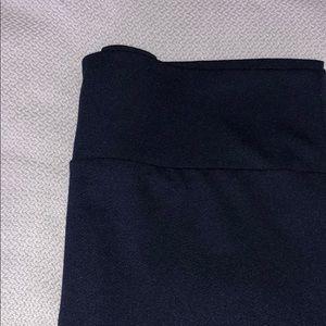 NWOT Solid Navy Blue Cassie XL